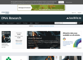 dnaresearch.oxfordjournals.org