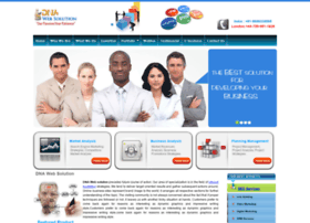 dnawebsolution.us