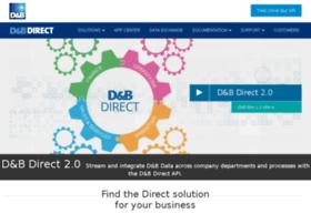 dnbdirectapps.com