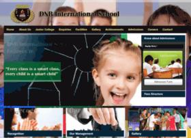 dnbinternationalschool.com