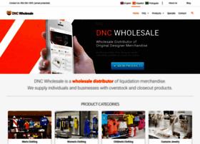 dncwholesale.com