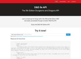 dnd5eapi.co
