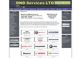 dndservices.co.uk