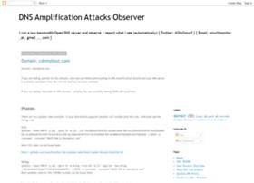 dnsamplificationattacks.blogspot.com