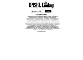 dnsbllookup.com
