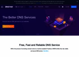 dnspod.com