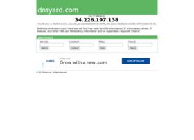 dnsyard.com