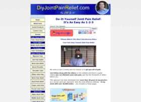 do-it-yourself-joint-pain-relief.com