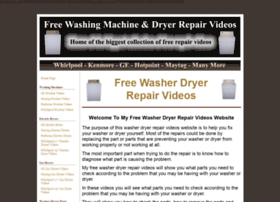 do-it-yourself-washing-machine-and-dryer-repair-help.com