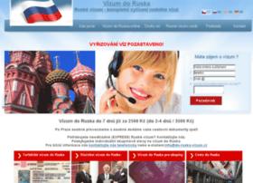do-ruska-vizum.cz