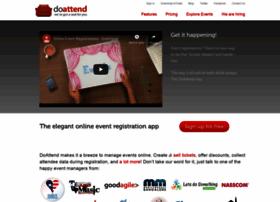 doattend.com