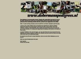 dobermannpedigrees.nl