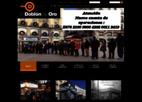 doblondeoro.com