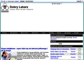 dobrylekarz.info