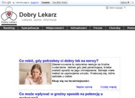 dobrylekarz.org