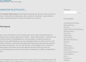doc-musik-blog.sauerland-music.de