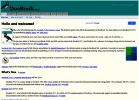 docbook.org