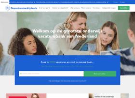 docentenmarktplaats.nl