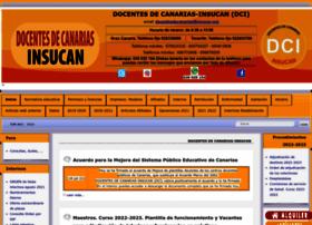 docentesdecanarias.org