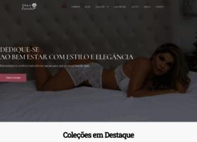 docepaixaolingerie.com.br