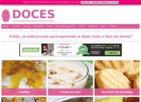 doces.com.pt