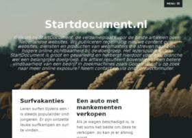dochters.startdocument.nl