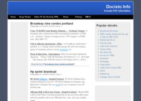 docisto.info