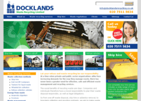 docklandsrecycling.co.uk