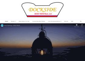docksideboatrentals.com