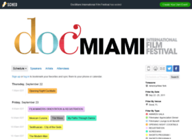 docmiami11.sched.org