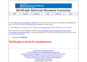 docmorph.nlm.nih.gov