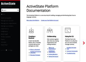 docs.activestate.com