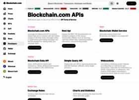 docs.blockchain.com