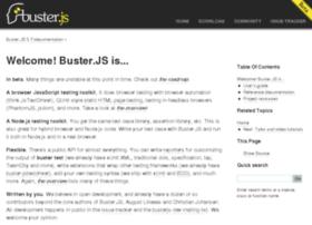 docs.busterjs.org