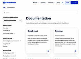 docs.cloudcannon.com