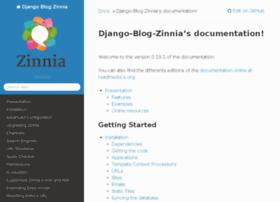 docs.django-blog-zinnia.com