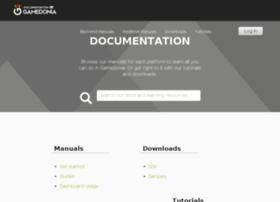 docs.gamedonia.com
