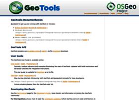 docs.geotools.org