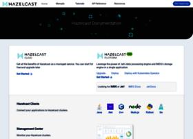docs.hazelcast.org