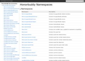 docs.honorbuddy.com