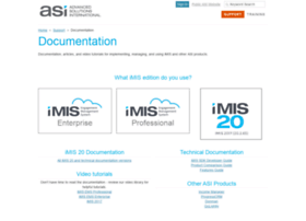 docs.imis.com