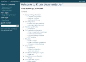 docs.krunksystems.com