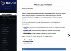 docs.mautic.org