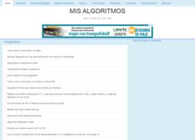 docs.mis-algoritmos.com