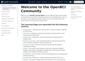 docs.openbci.com