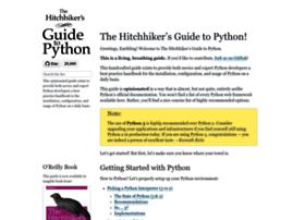 docs.python-guide.org