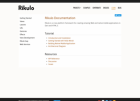 docs.rikulo.org