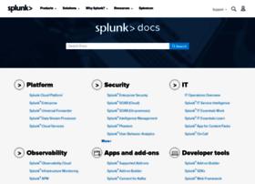 docs.splunk.com