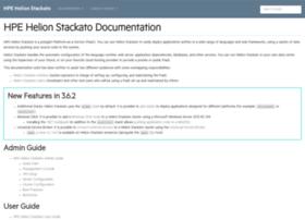 docs.stackato.com