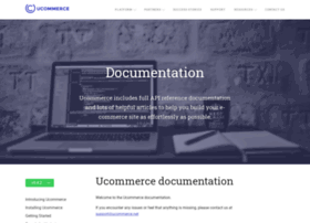 docs.ucommerce.net
